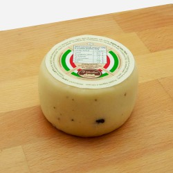Mixed cheese with truffles