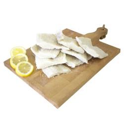 Norwegian salt cod wings