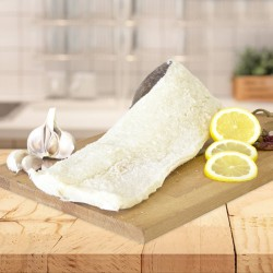 Norwegian salt cod fillet